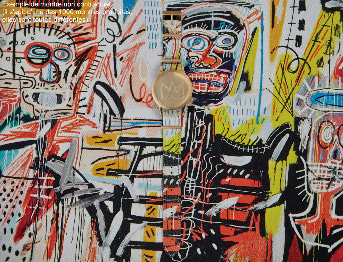 a comparison of the influence of jazz in jean michel dasquiat and stuart davis works The centre de cultura contemporania de barcelona opens modernist stuart davis proof of it are the works pervaded by black music of jean-michel basquiat.