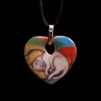 Franz Marc jewels