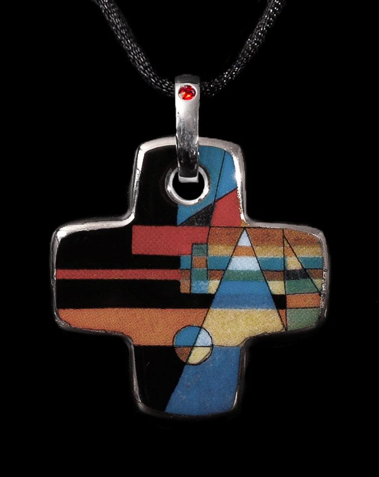 Wassily Kandinsky Pendant