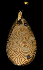 Gustav Klimt Jewellery : Sea Serpents