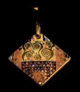 Gustav Klimt Jewellery The Stoclet Frieze