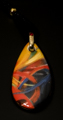 Pendentif Franz Marc : Fighting Shapes