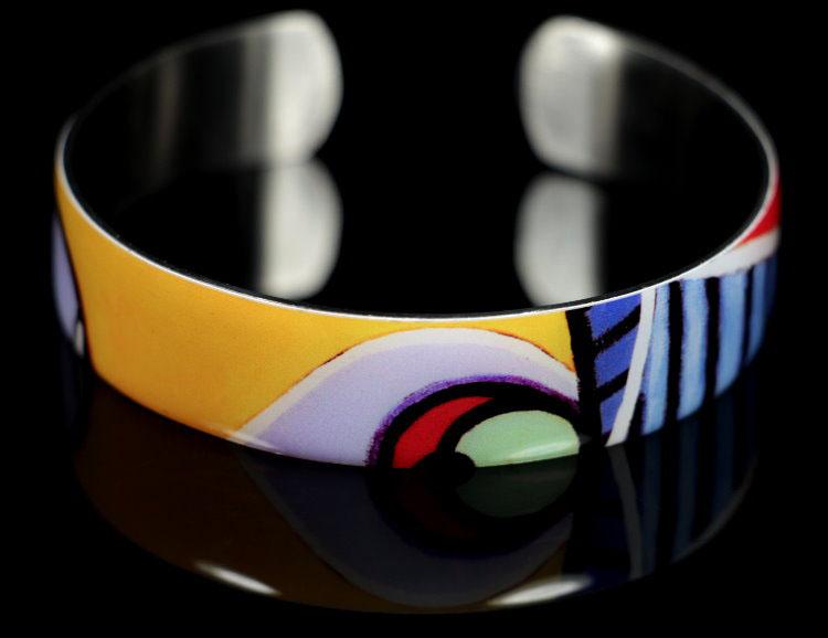 Pablo Picasso bracelet : Nature morte au guéridon