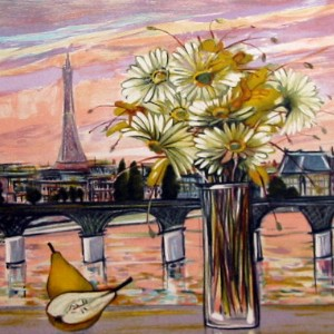 Biographie de michel henry artiste peintre et lithographe for Biographie artiste peintre