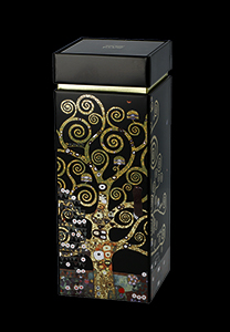 Gustav Klimt coffee can : The tree of life