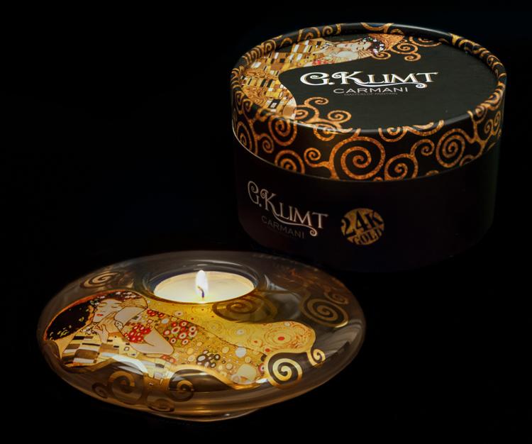 The Kiss Gustav Klimt Kamee Glas Art Ohrringe Literatur und k/ünstlerischer Stil weltber/ühmte Malerei Tropfenohrringe Geschenk Liebhaber