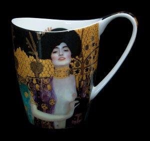 Gustav Klimt Porcelain : Artistic gift ideas