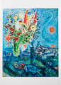 Cartes postales Marc Chagall n°1