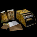 Gustav Klimt Deluxe note card box