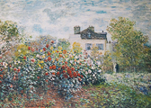 Cartolina Claude Monet n°1