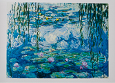 Cartolina de Claude Monet n°10