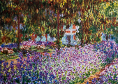 Cartolina de Claude Monet n°2