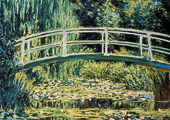 Cartolina de Claude Monet n°4