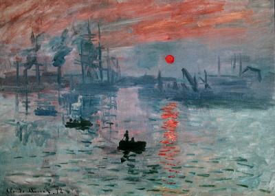 Claude Monet 10 Artistic Postcards 21 X 15 Cm