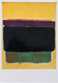 Cartolina Mark Rothko n°1