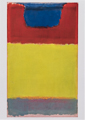 Cartolina Mark Rothko n°2