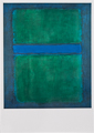 Cartolina Mark Rothko n°5