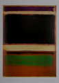 Cartes postales Mark Rothko n°1