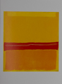 Carte postale de Mark Rothko n°2