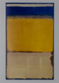 Carte postale de Mark Rothko n°3
