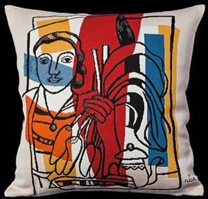 Fernand Léger cushion cover : Botte de navets