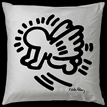 Cojines Keith Haring