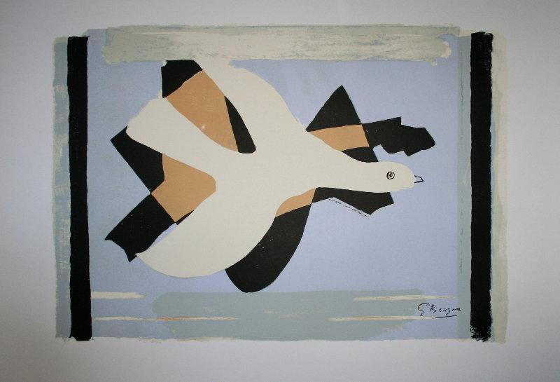 Biographie de georges braque for Braque peintre
