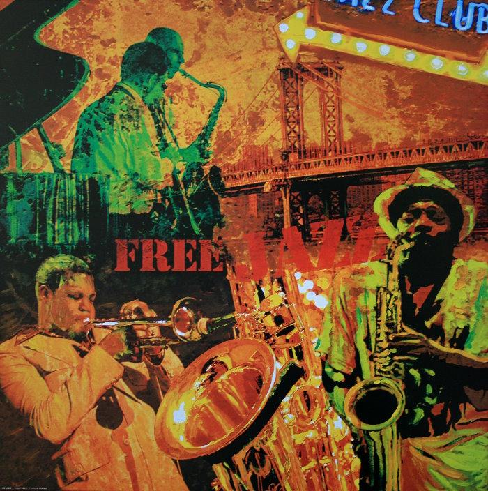 Resultado de imagen para free jazz