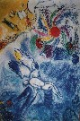 Marc Chagall : La cr�ation de l'homme, 1956-58