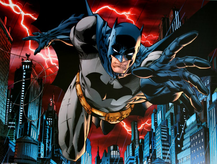 142490c70089 DC Comics   Batman Forever   60 x 80 cm. Reproduction in Fine Art ...