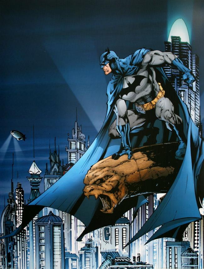 DC Comics Gotham City II Batman