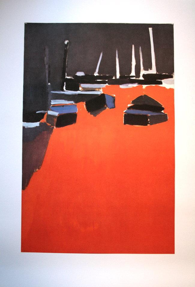 Pintura: Nicolas de Staël (1914-1955)