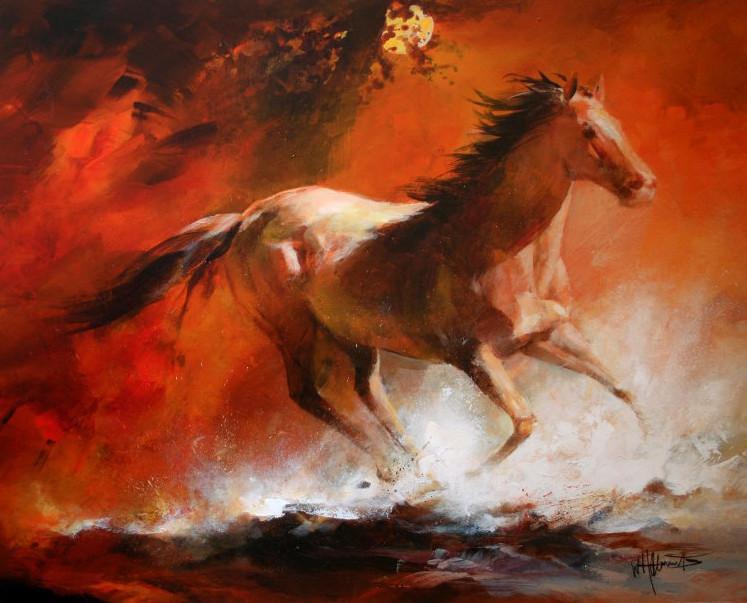 Willem Haenraets - Page 2 Haenraets-wild-horses1