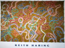 Keith Haring : sans titre 1985