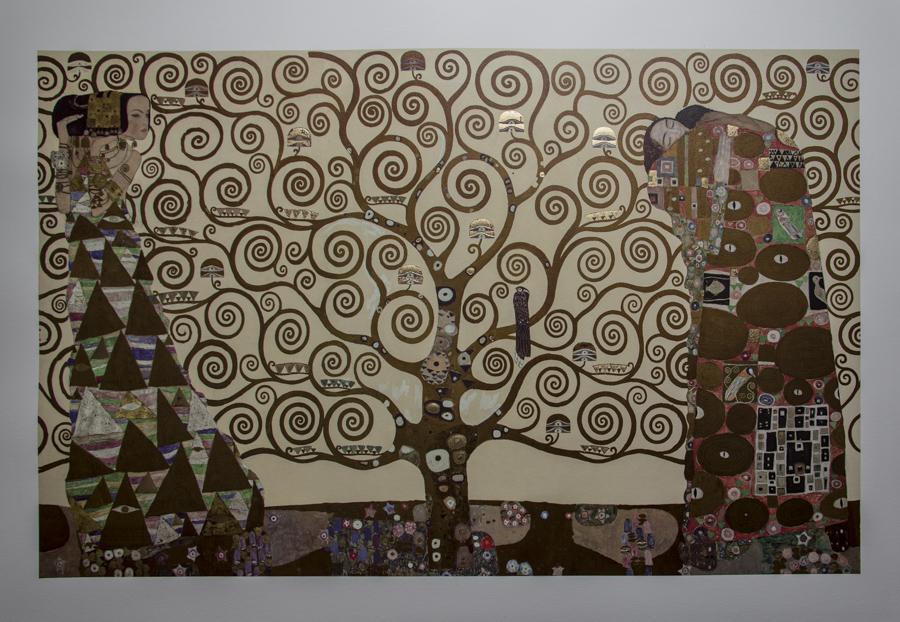 Reproduction Gustav Klimt Ikea