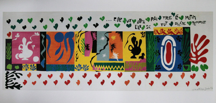 MoMA - Henri Matisse: The Cut-Outs