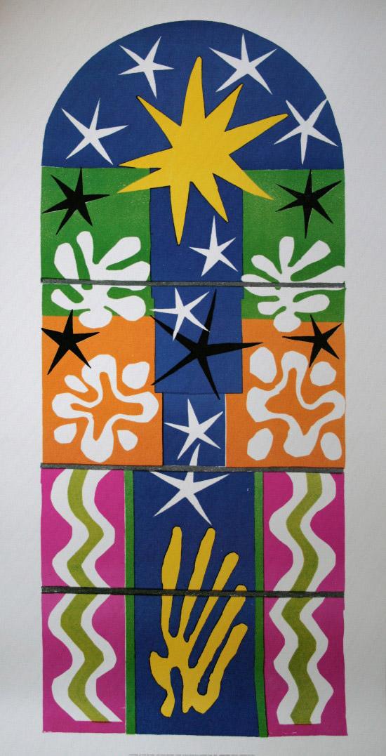 Henri Matisse Nuit De No 235 L 1952 Reproduction Fine