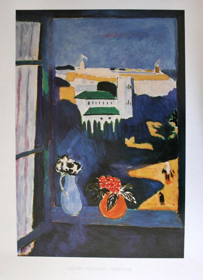 Henri MATISSE : Tanger : Saint Andrew Church, 1912 : Reproducción ...