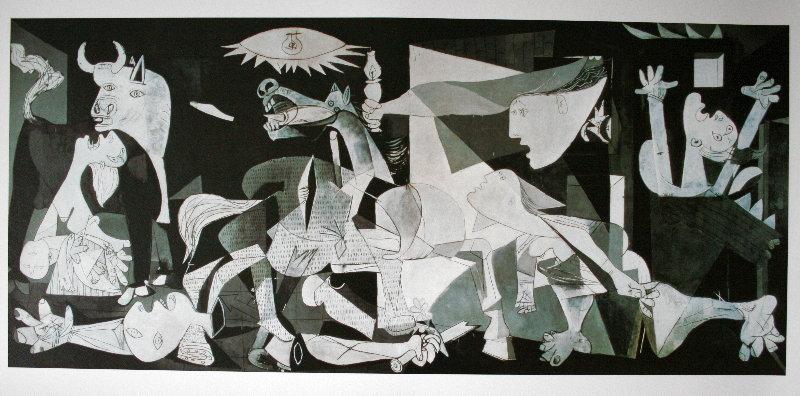 Pablo PICASSO : Guernica, 1937