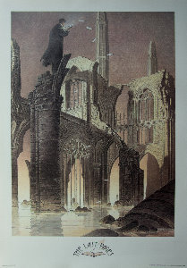 Affiche d'Art Schuiten, The last pages
