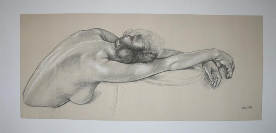 Francine VAN HOVE : Le repos de Nadège