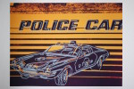 Andy Warhol : Police car, 1983