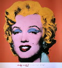Andy WARHOL : Marilyn MONROE - Shot Orange Marilyn, 1964