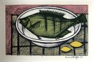 Bernard BUFFET : Poisson