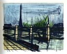 Bernard BUFFET : Paris Point-du-jour