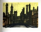Bernard BUFFET : New York III