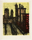 Bernard BUFFET : New York V
