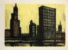 Bernard BUFFET : New York IX