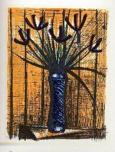 Reproduction Bernard Buffet, Iris