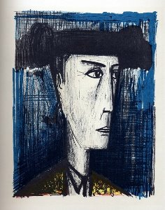 Reproduction Bernard Buffet, Torero